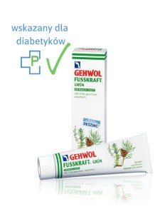 Krem do stóp Fusskraft Grun Gehwol 75ml
