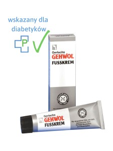 Krem do stóp Gehwol Fusskrem 75ml