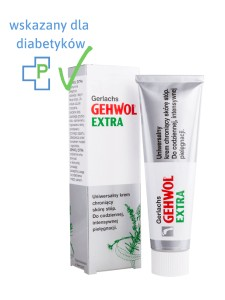 Krem do stóp Gehwol Extra 75ml